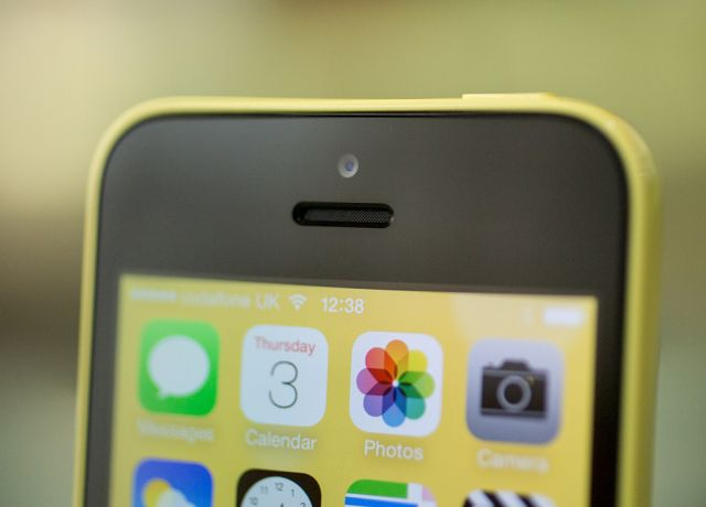 blog banner - iphone 5c