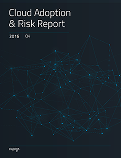 Cloud Adoption & Risk Report Q4 2016