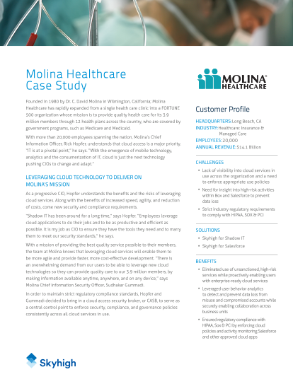 dell healthcare case studies Many gartner clients are interested with case studies so they can study best a10 networks adopted dell boomi to connect mei selvage provides guidance on.