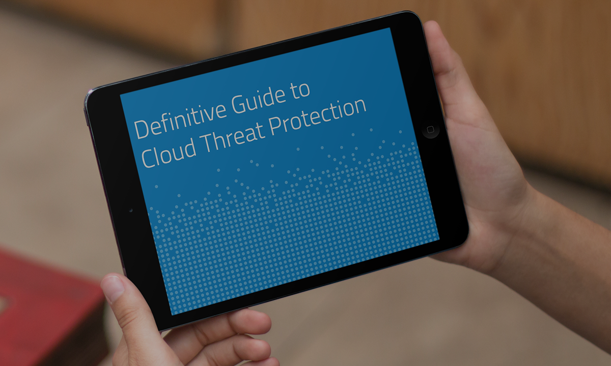 New ebook definitive guide to cloud threat protection new ebook definitive guide to cloud threat protection fandeluxe Epub
