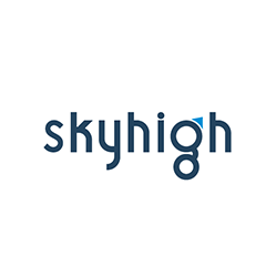 Skyhigh Logo Color